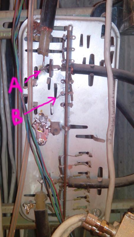 Как подключить тв антенну в щитке