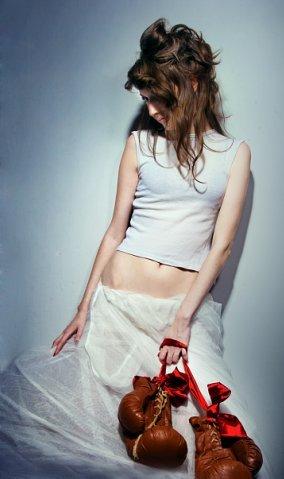 Девушка 42 размера одежды фото