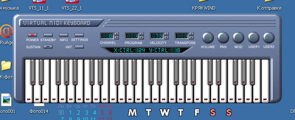 Virtual Piano Keyboard for iOS - Free download and