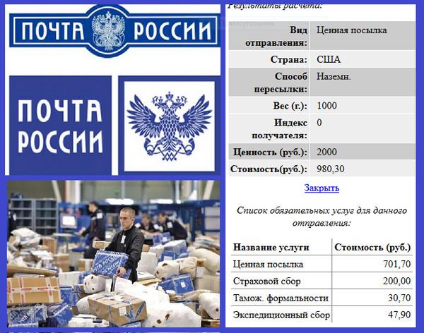 того, объем посылок почты россии история происхождения термобелья