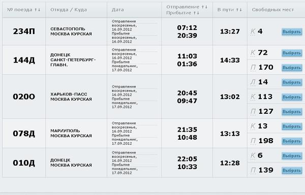 которому расписание жд харьков бердянск и стоимость проезда проезда Цены