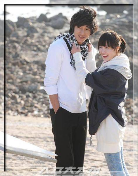 Ли мин хо и его жена ку хе сон свадьба фото