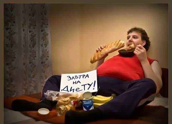 Жирная диета