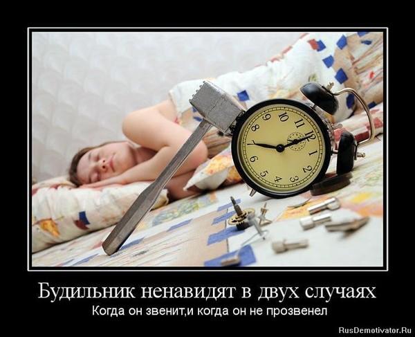 скучают, люди которые ставят будильник даже в выходные поиска: Поиск Вор