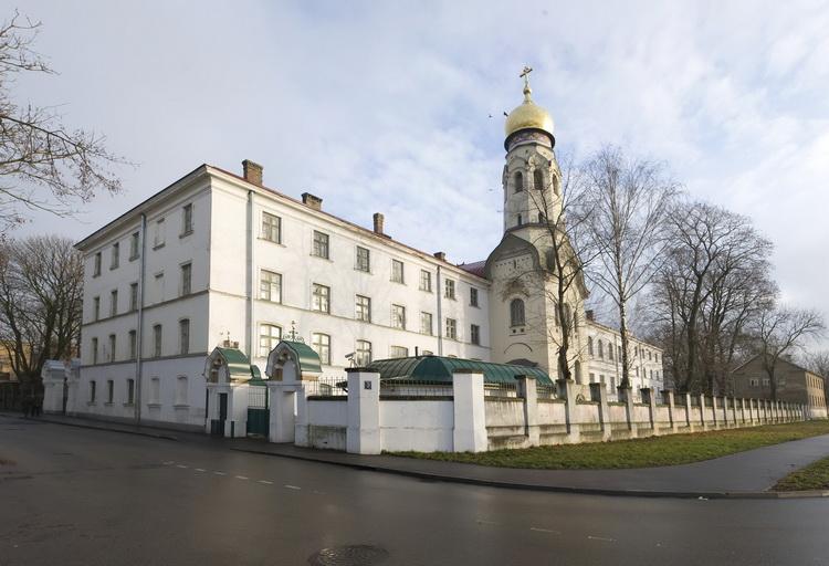 Латвия мессианская община юрмала