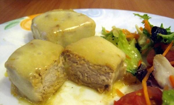 Блюдо из кальмаров пошаговый рецепт с фото