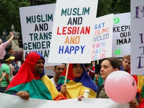 когда в Россию придет пурпурный ислам.