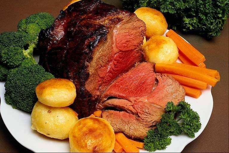 Горячие блюда из свинины  рецепты