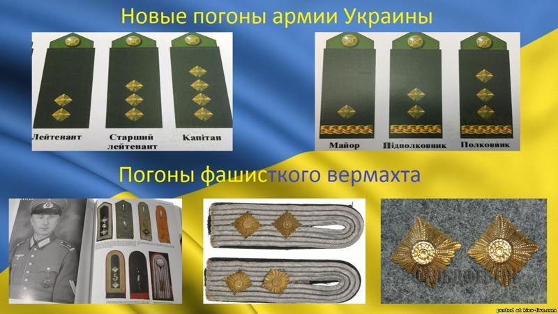 Добрым утром, погоны и звания в картинках украина