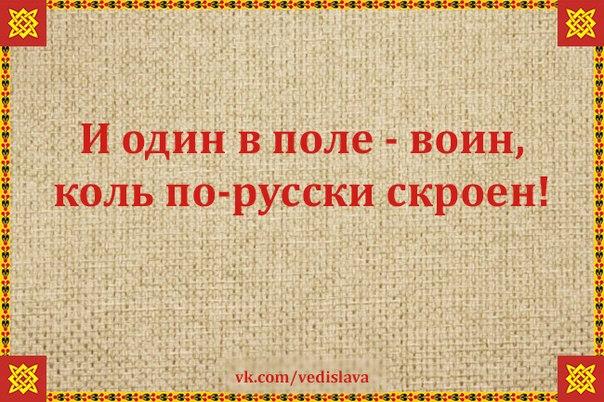 Картинки один в поле воин если он по русски скроен