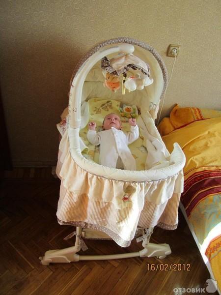 Колыбель для новорожденных simplicity отзывы