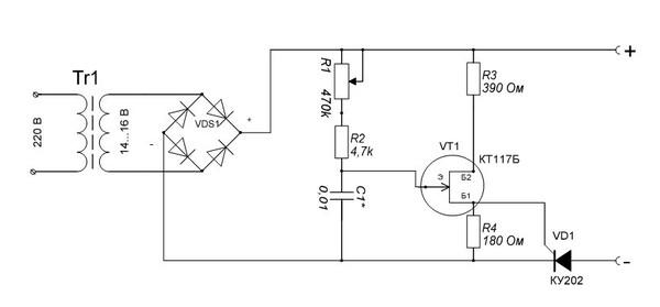 Зарядное устройство на 24 вольт своими руками 5