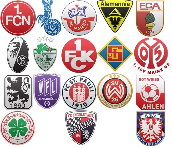 Турнирная таблица немецкого футбола ahlen