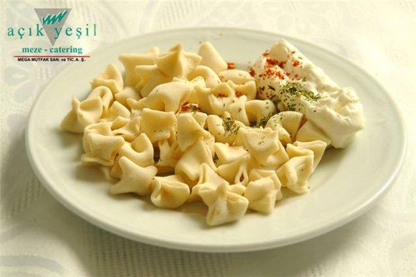 турецкие манты рецепт с фото