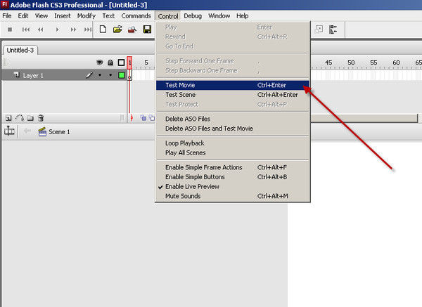 Как сделать флеш файл фото 268