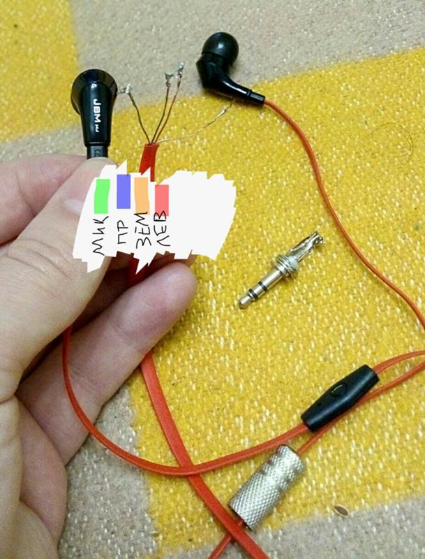 Что означают цвета проводов