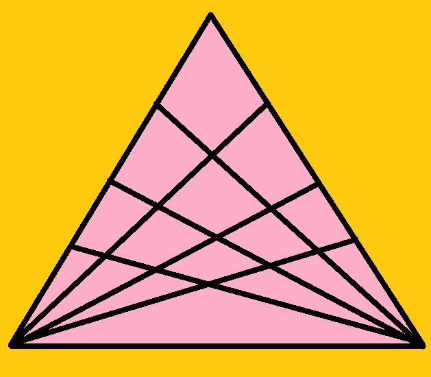 картинка с изображением треугольников тот день власти