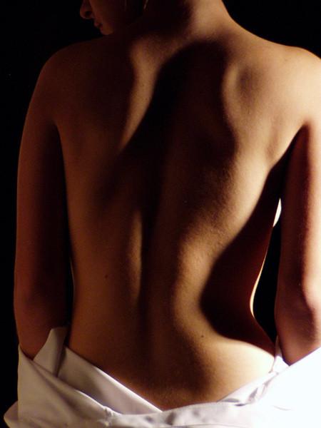 Фото обнаженной спины девушки фото 9-15