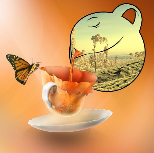 С добрым утром и прекрасным днем! - Доброе утро