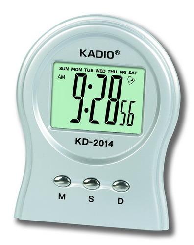 Инструкция к часам kadio kd-2034