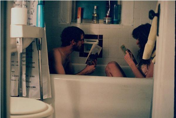Фото в ванной девушка и парень 13667 фотография
