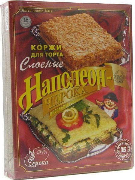Начинка для закусочного Наполеона несколько рецептов