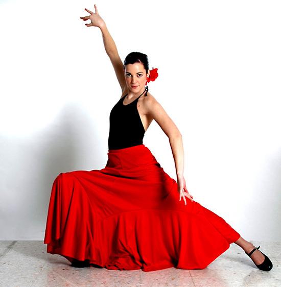 Выкройка испанских юбок для танца