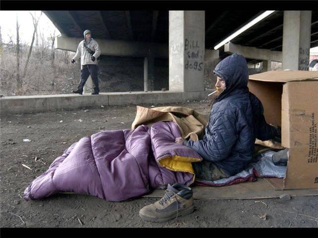 homeless in ukraine