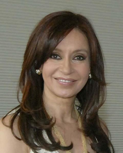 Фото президент-женщина аргентины фото голая групповое