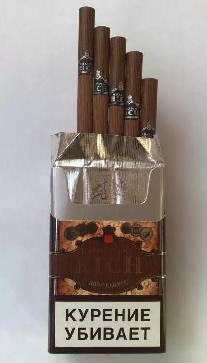 Как называються шоколадные сигареты