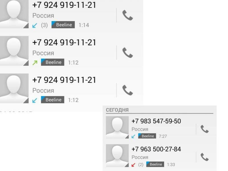 узнать кто это звонит номер.как незнакомый мне