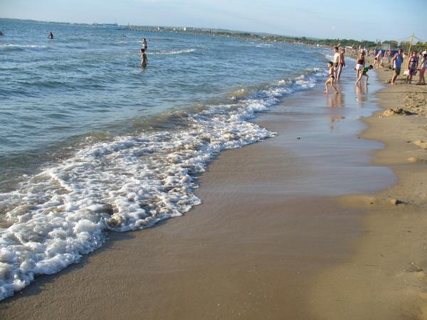 выделяется фото цветущего моря в джемете все вокруг