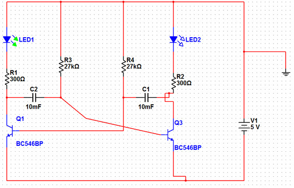 Ru: есть схема светодиодной