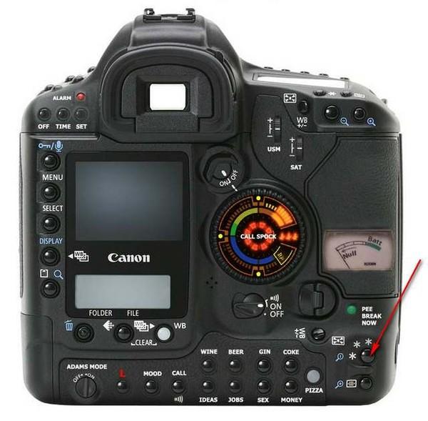 тюнинг фотоаппарата