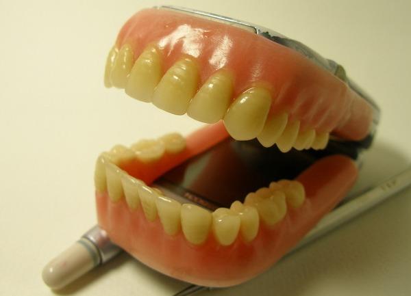 она, вся смешные картинки зубных протезов пару