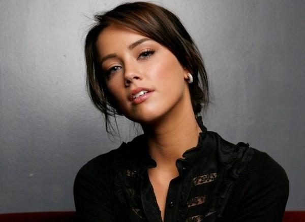 Красивая молодая модель