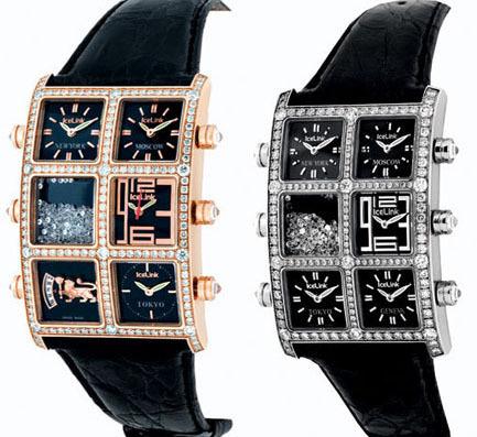 Гигантские часы на руке это модно! Часы как у Тимати