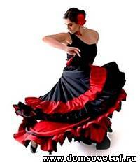 Как сшить испанские юбки