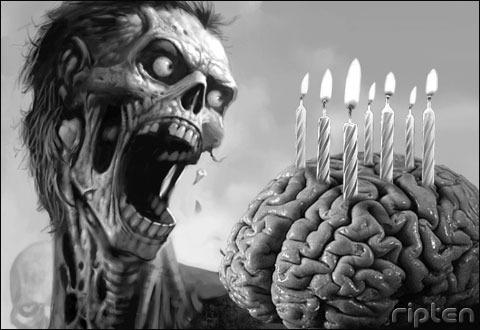 Смешная, картинки с днем рождения злые