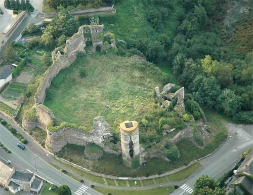 Замок жиль де реца
