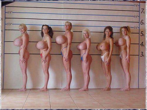 смотреть фото грудь групповые