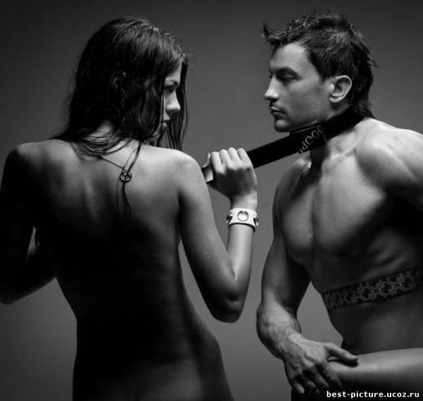 Желания мужчин в сексуальном доминировании женщин