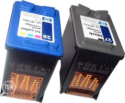 Методика восстановления картриджей для струйных принтеров