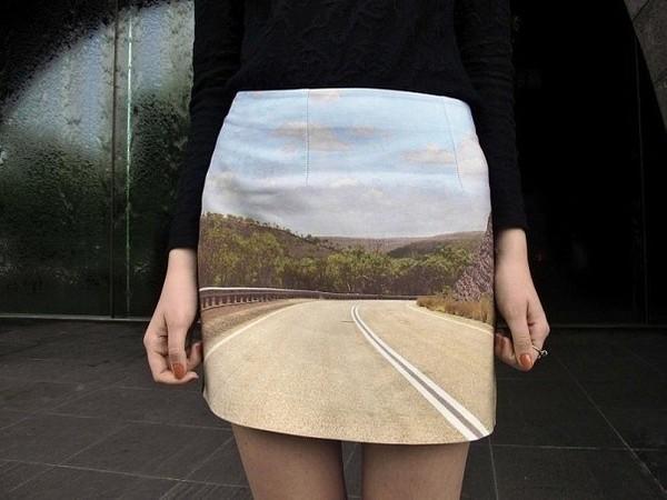 где найти ткань для юбки: