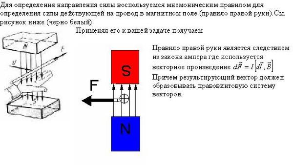 Решение задачи проводник расположен перпендикулярно решить задачу п математике