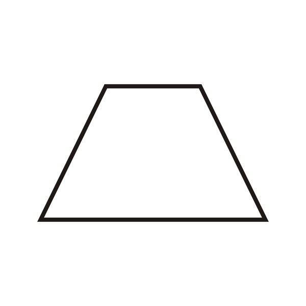 геометрические фигуры картинки с названиями трапеции рождается