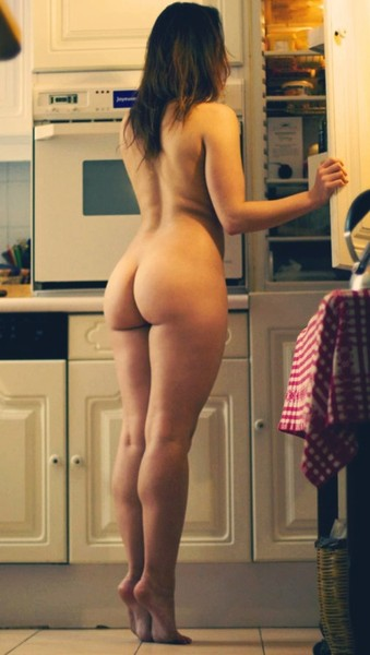 Голая попа женщины фото
