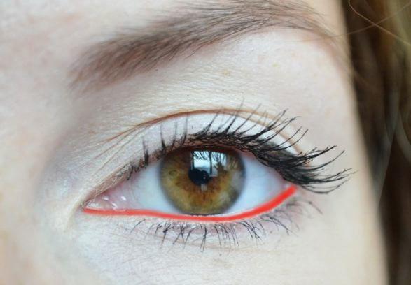 Как сделать глаза на фото фото 620