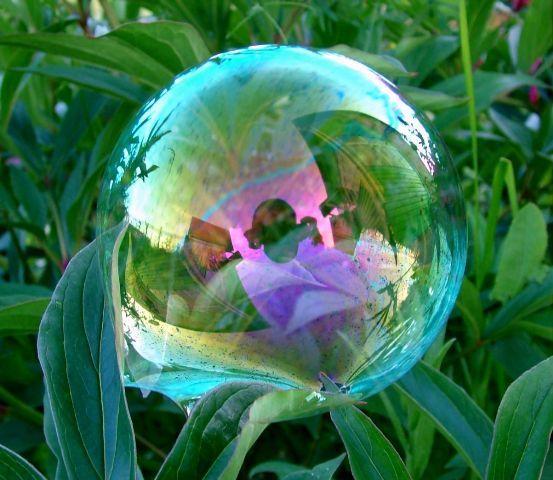 Мыльные пузыри перевод на английский