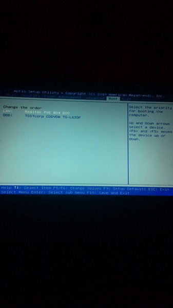 Acer Aspire wont boot up!! Help please!!! Acer Community